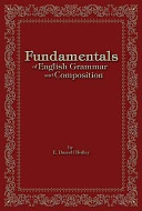 Fundamentals of English Grammar and Composition PDF