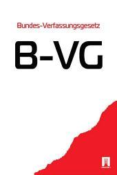 Bundes-Verfassungsgesetz (B-VG)