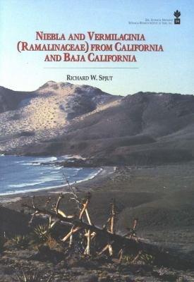 Niebla and Vermilacinia  Ramalinaceae  from California and Baja California