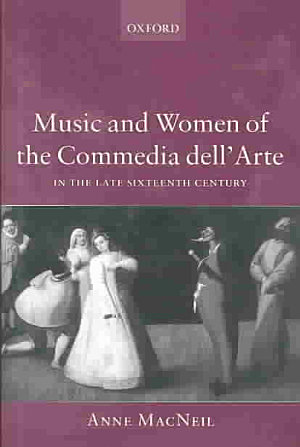 Music and Women of the Commedia dell  Arte PDF