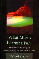 What Makes Learning Fun  PDF