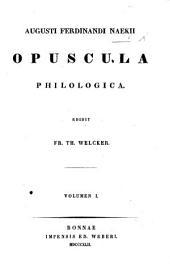 Callimachi Hecale. Fragmenta collegit et disposuit Augustus Ferdinandus Naeke