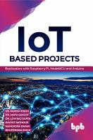 IoT based Projects PDF