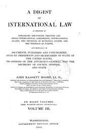A Digest of International Law...