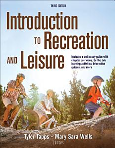 Introduction to Recreation and Leisure Book