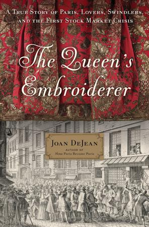 The Queen s Embroiderer PDF