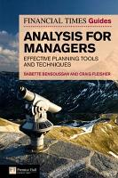 The Financial Times Guide to Analysis for Managers PDF