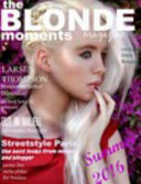 The BLONDE MOMENTS Magazine