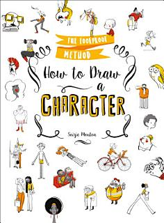 How to Draw a Character Book