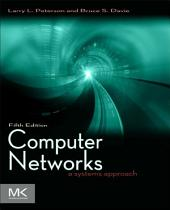 Computer Networks: A Systems Approach, Edition 5