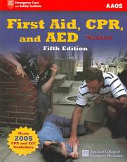 First Aid, CPR, and AED.