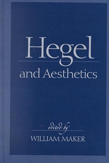 Hegel and Aesthetics PDF