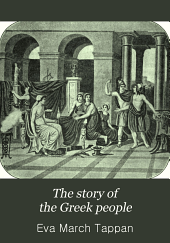 The Story of the Greek People: An Elementary History of Greece