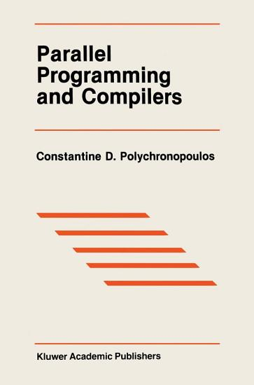 Parallel Programming and Compilers PDF