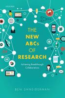 The New ABCs of Research PDF