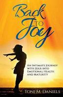 Back To Joy Book PDF
