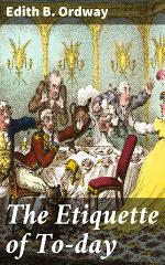 The Etiquette of To-day