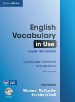 English Vocabulary in Use Upper intermediate with Answers and CD ROM PDF