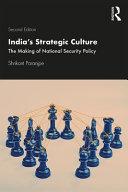 India s Strategic Culture PDF