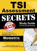Tsi Assessment Secrets Study Guide  Tsi Assessment Review for the Texas Success Initiative Diagnostic and Placement Tests PDF