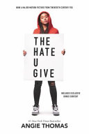 The Hate U Give Movie Tie in Edition Book