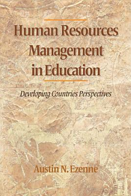 Human Resources Management In Education PDF
