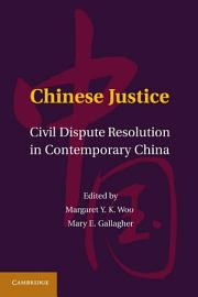 Chinese Justice PDF