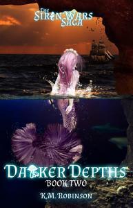 Darker Depths Book