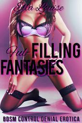 Fulfilling Fantasies: BDSM Control Denial Erotica