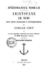 Aristophanous Nephelai le nubi Aristofane