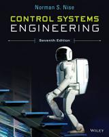 Control Systems Engineering  7th Edition PDF