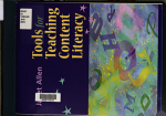 Tools for Teaching Content Literacy PDF