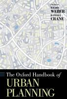 The Oxford Handbook of Urban Planning PDF