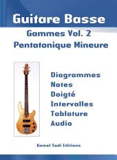Guitare Basse Gammes Vol. 2: Pentatonique Mineure