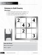 Grade 1 Hard Sudoku Puzzles 41–45