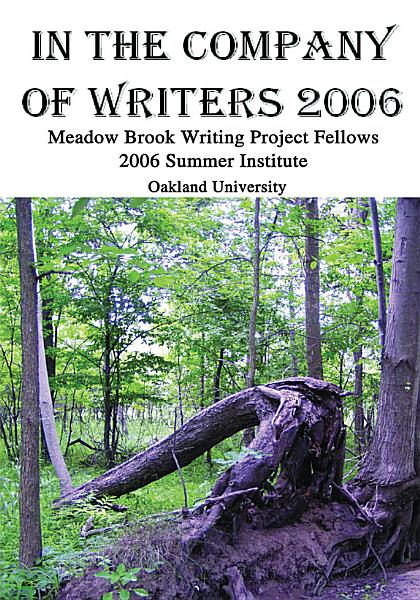 Download In the Company of Writers 2006 Book