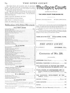 The Open Court PDF