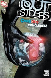Outsiders (2003-) #49