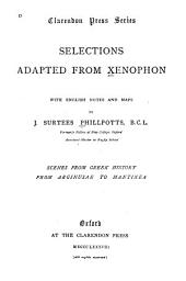 Selections Adapted from Xenophon