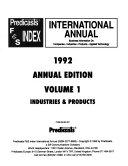 Predicasts F   S Index International PDF