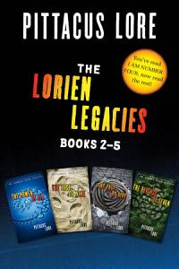 The Lorien Legacies  Books 2 5 Collection Book