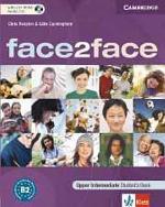 FACE2FACE UPPER INTERMEDIATE CLASS AUDIO CASSETTES(TAPE 3?)