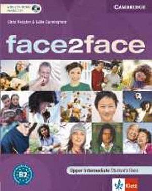 FACE2FACE UPPER INTERMEDIATE CLASS AUDIO CASSETTES TAPE 3