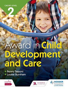 CACHE Level 2 Award in Child Development and Care PDF