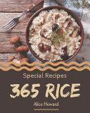 365 Special Rice Recipes