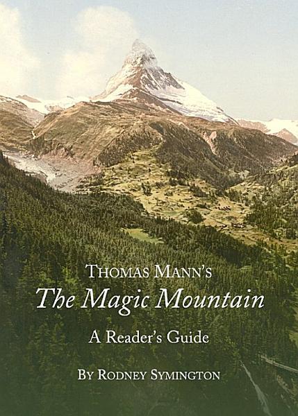 Thomas Mann's The Magic Mountain Pdf Book