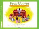 Alfred s Basic Piano Prep Course Lesson Book PDF