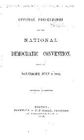 NATIONAL DEMOCRATIC CONVENTION