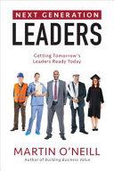 Next Generation Leaders Book