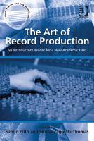 The Art of Record Production PDF